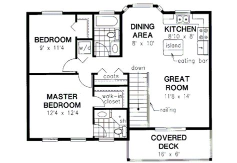 small house plans with garage attached home garage car shop layout on home with attached rv garage plans luxamcc
