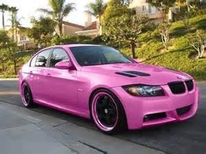 pink bmw pink