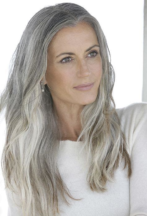 how to care for older thinning silver hair 496 best images about gray hair don t care on pinterest
