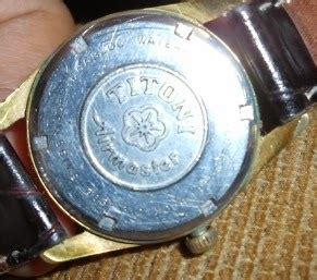 Jam Tangan Klasik Titoni Titoflex lapak jam tangan bekas seken antik dan kuno titoni