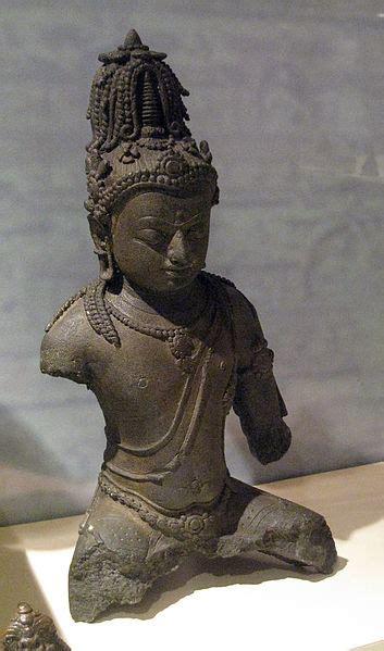 Arca Atau Liontin Ukir Budha zaman perunggu ferryfp
