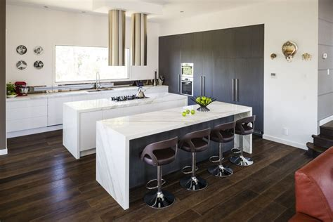 contemporary island kitchen stunning modern kitchen pictures and design ideas smith