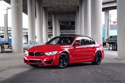 bmw red bmw m3 in ferrari red individual color