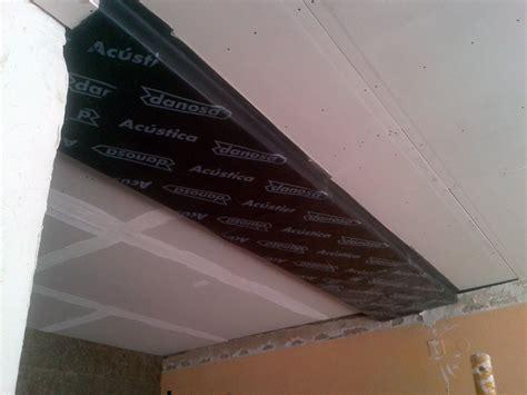 techo acustico foto techo acustico de tabitech aislamientos 474477