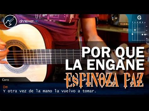 cartas y whatsapp tutorial guitarra videos youtube como tocar contigo de calibre 50