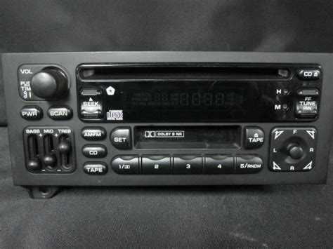 Oem Chrysler Parts by Sell Oem Chrysler Dodge Plymouth Jeep Cd Cassette Radio