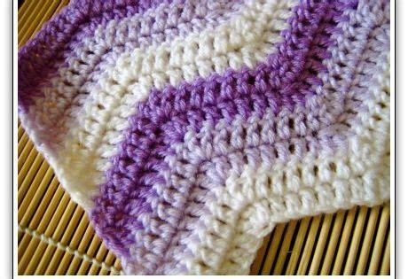 written zig zag crochet pattern free pattern susan b s ripple afghan crochet