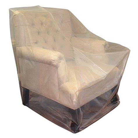 chair storage covers furniture cover plastic bag for moving protection and