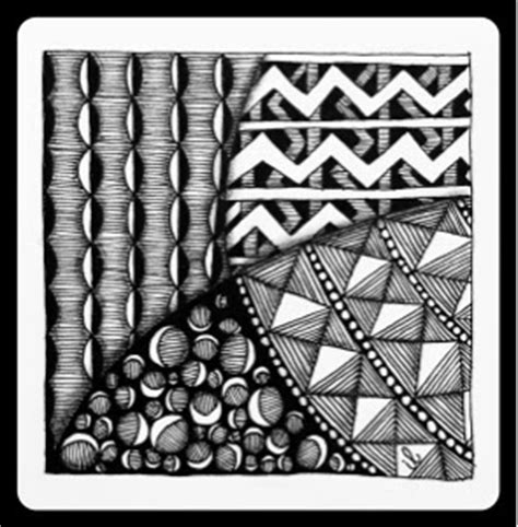 zentangle pattern avreal zentangle zoo that s new to me a