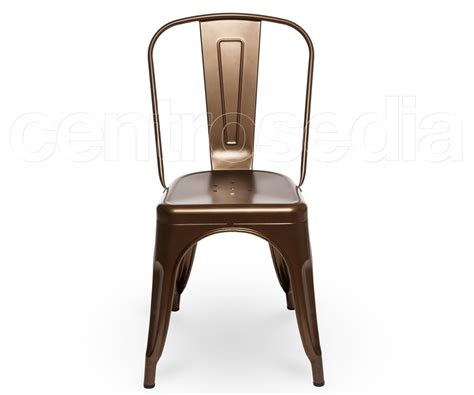 sedia in metallo virginia sedia metallo style ruggine sedie alluminio