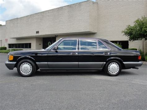 1991 mercedes 560sel german cars for sale