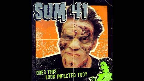 sum 41 does this look infected live ep album