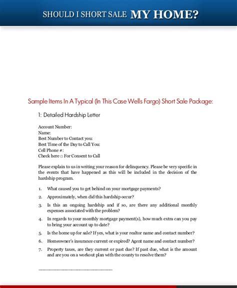 Real Estate Hardship Letter Sle e book should i sale my home