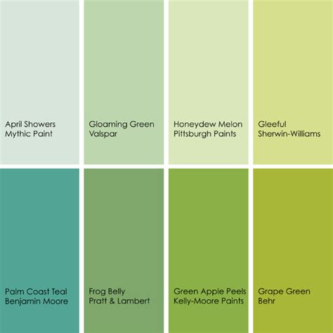 best green paint colors so many shades of green forrest lindaavey com