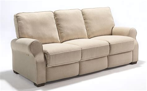 sofas that recline best home furnishings hattie traditional power reclining