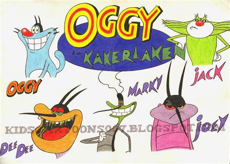 film cartoon oggy kids cartoons oggy and the cockroaches cartoon new