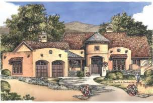 adobe home plans eplans adobe house plan a santa fe design 2843 square