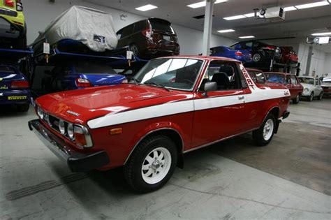 brat car car of the week 1978 subaru brat ny daily