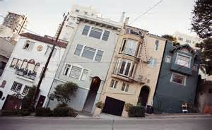 Row Houses San Francisco - filbert street san francisco on inspirationde