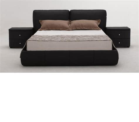 black full bed dreamfurniture com b88 black full leather bed