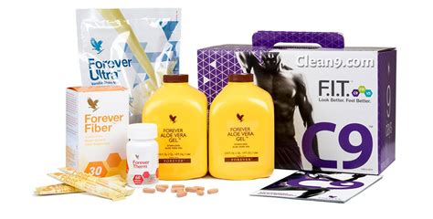What Is Forever Living Clean 9 Detox by Forever Clean 9 Forever Fit Weight Loss Products