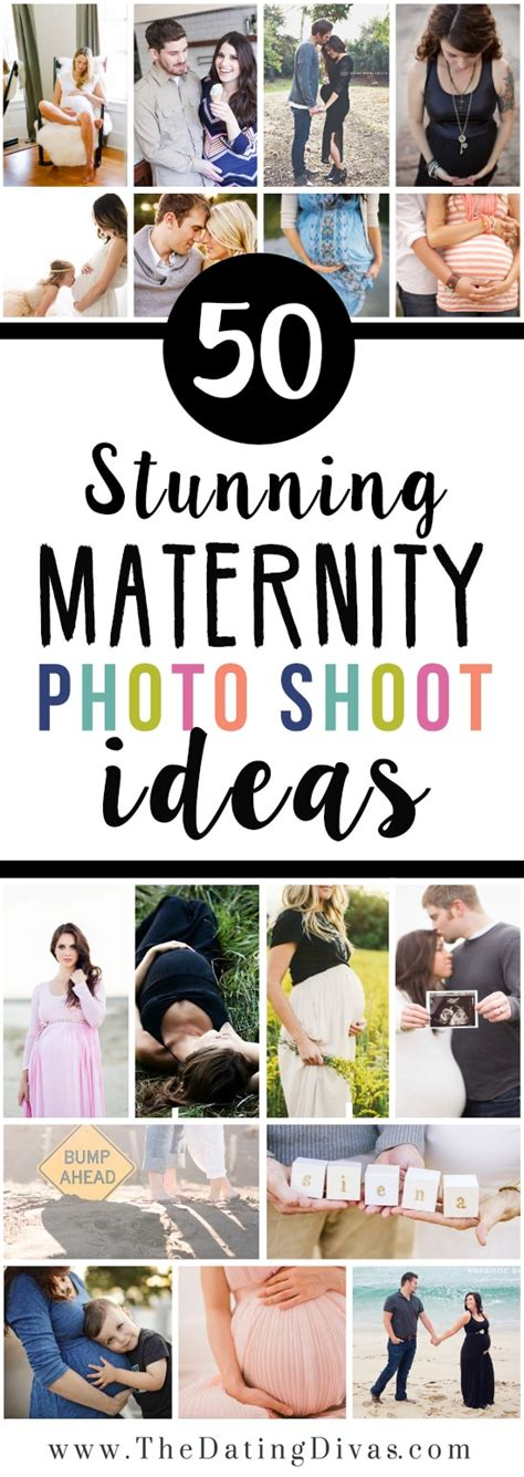 Photoshoot Giveaway Ideas - 50 stunning maternity photo shoot ideas the dating divas