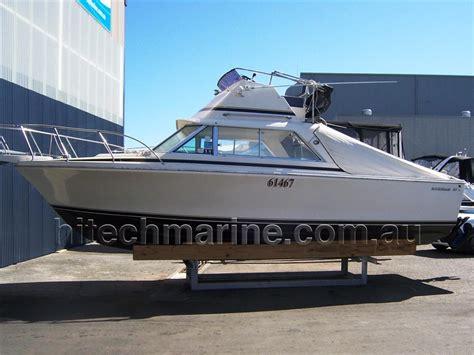 bertram 25ft flybridge hi tech marine - 25 Ft Bertram Boats For Sale