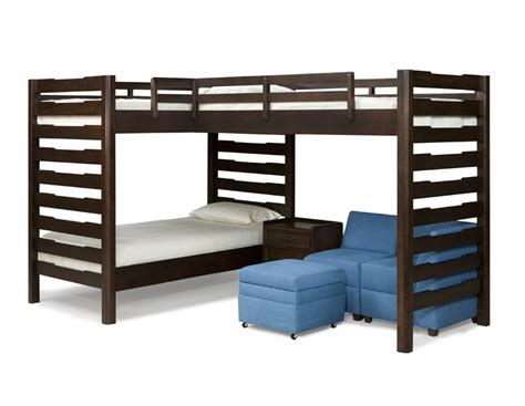triple bed studio triple corner loft bed rosenberryrooms com