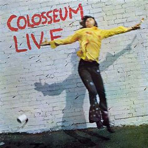 Cd Colosseum Colosseum Live Colosseum Live 2cd Remastered Expanded Edition Cherry