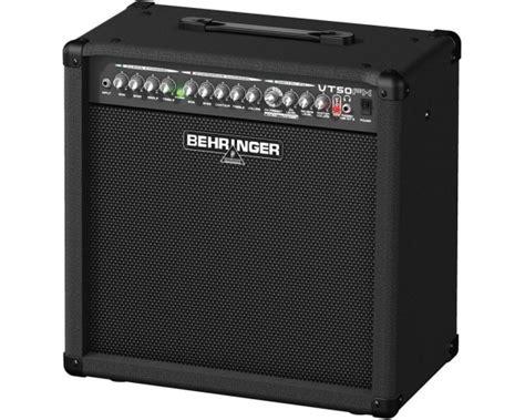 behringer vt50fx virtube behringer vt50fx lificatore combo per chitarra