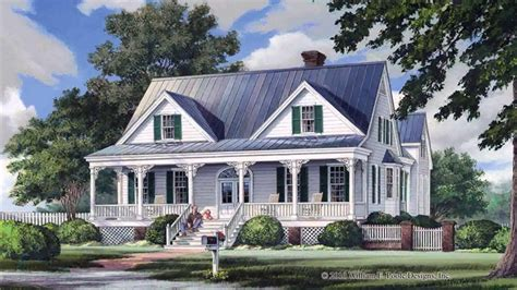 colonial style home plans colonial style house plans with basement youtube