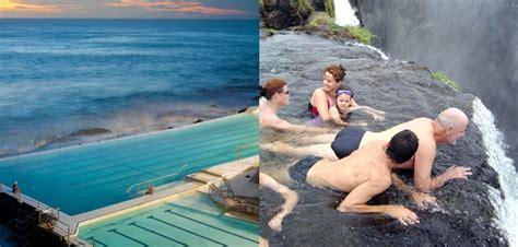 imagenes naturales mas bellas del mundo las 5 piscinas naturales m 225 s hermosas del mundo tiketeo