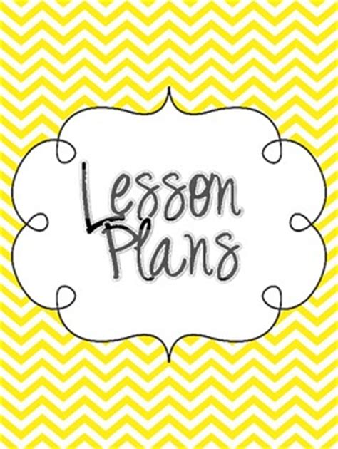 printable lesson plan binder cover free lesson plan binder covers by miss nelson teachers