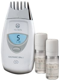 10 Tips For Using The Nu Skin Galvanic Spa by Nu Skin Healthy Hair Tips Nu Skin