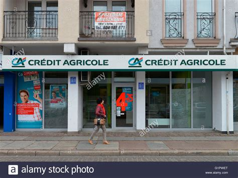 Banc Agricole by Bank Credit Agricole Stock Photos Bank Credit Agricole