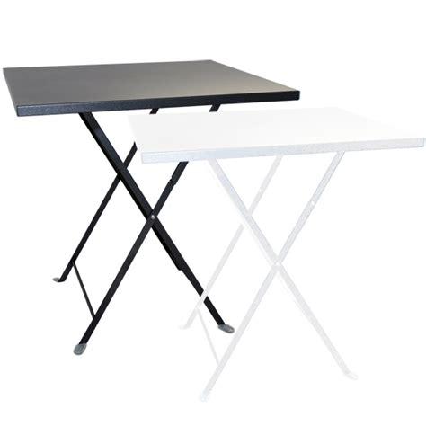 tavolo pieghevole esterno tavolo pieghevole da giardino in acciaio lario quadrato