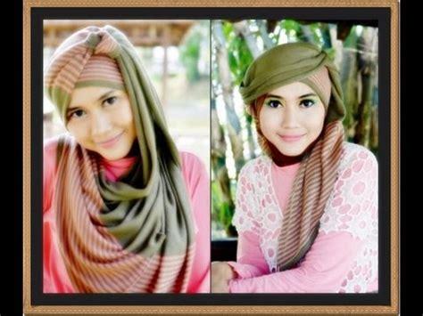 tutorial jilbab wardah tutorial hijab dian pelangi iklan wardah modern hijab