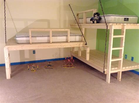 Toddler Bunk Beds Plans 20 Photo Of 2 215 4 Bunk Beds