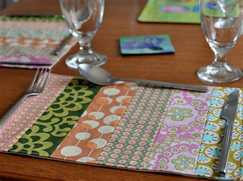 Handmade Placemats - thanksgiving crafts 10 handmade placemat ideas craftfoxes