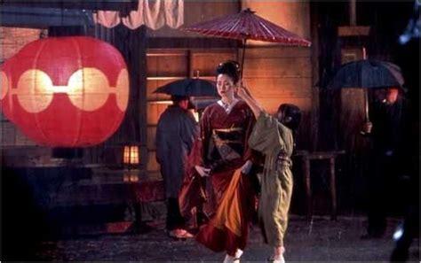 photo de gong li dans le m 233 moires d une geisha photo 21 sur 81 allocin 233