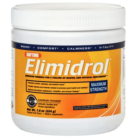What Vitamins Help Detox From Opiates by Relieve Opiate Withdrawal Symptoms With Elimidrol 174