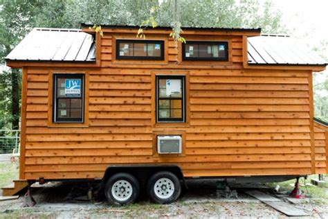 tiny home on trailer tiny house trailers x chock tire locking chocks