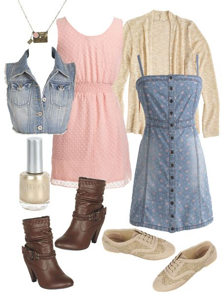 Clothes My Back Ask Fashion by Girly Back To School Fashion Style Collages