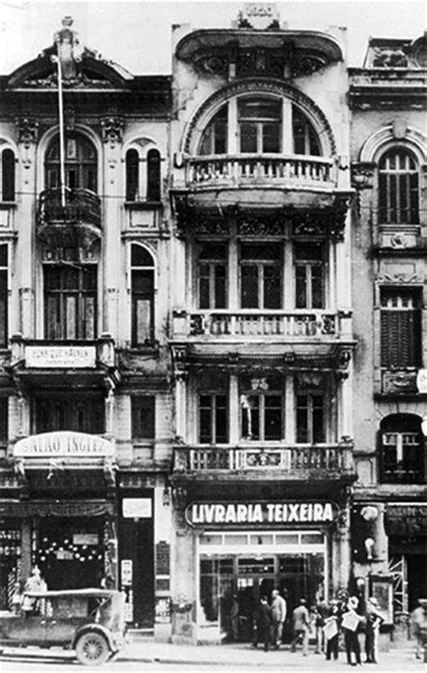 Uma breve história das livrarias paulistanas – São Paulo