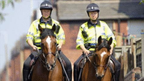 west yorkshire police mounted section bbc news mounted police to patrol york city centre