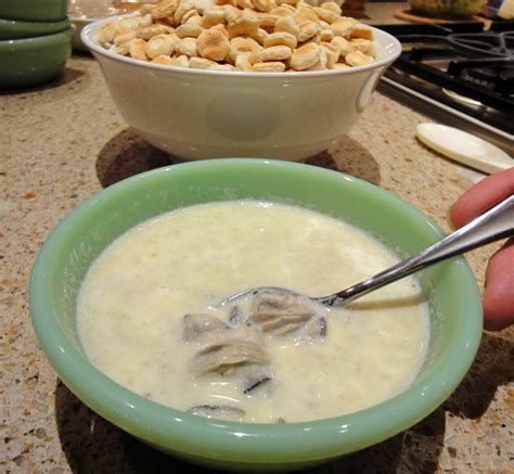 s cooking creations oyster stew classic oyster stew dixie s kitchen