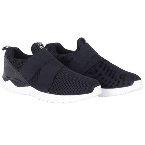 Slip On Mesh Sneakers mens trainers crosshatch slip on running mesh shoes pumps