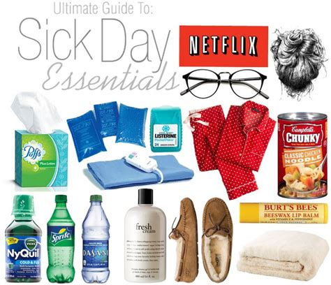 Detox Nauseated by 37 Best Sick Day Survival Kit Images On