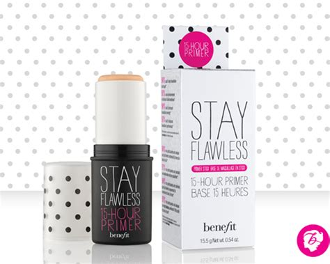 Benefits Hour Product by Product Review Benefit Stay Flawless 15 Hour Primer