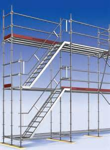 Height Of Scaffold Handrail Australian Scaffold Stairs And Temporary Access